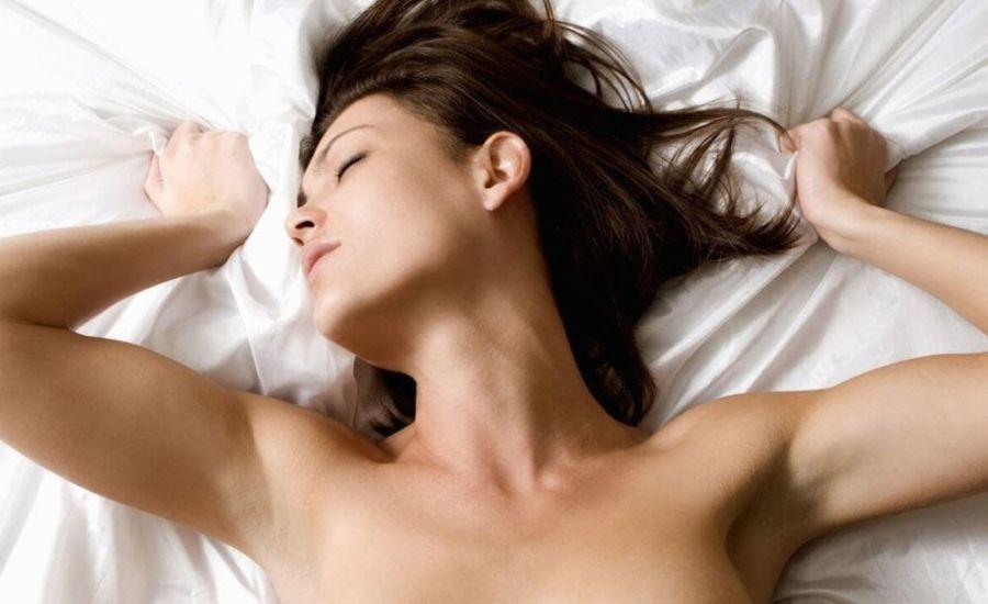Оргазм у девушки