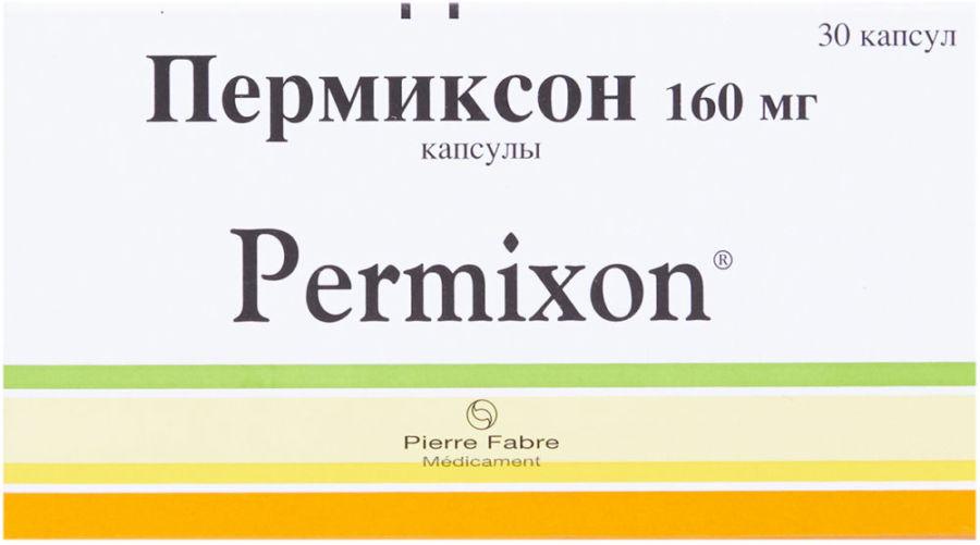 Препарат Пермиксон