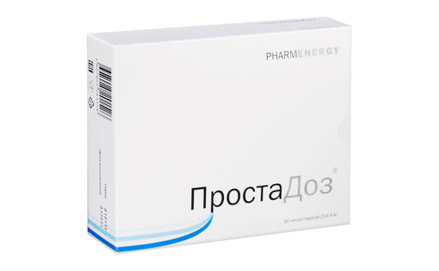 Препарат Простадоз