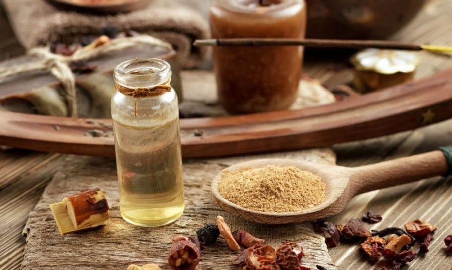 Сбор для ароматерапии