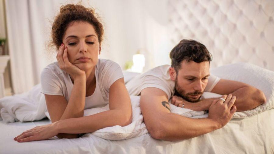 Сложности в постели