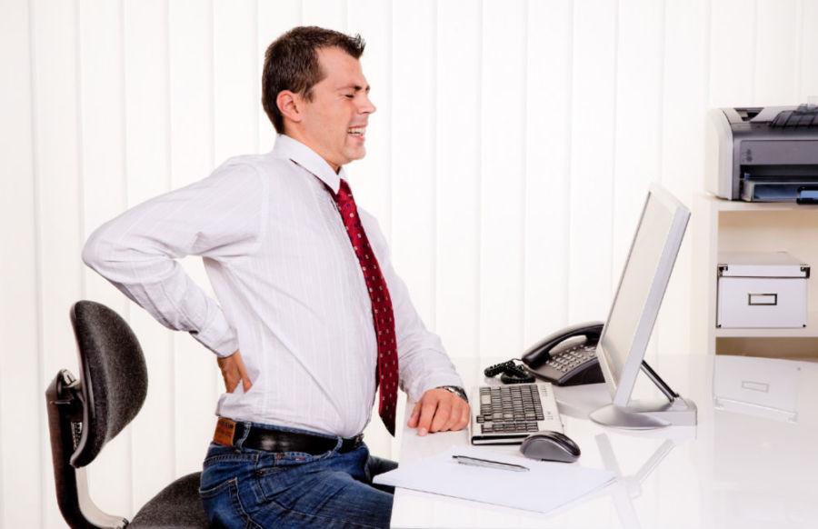 Последствия сидячей работы