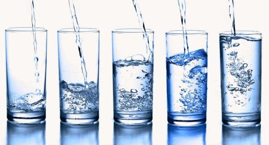 Наполнение стаканов