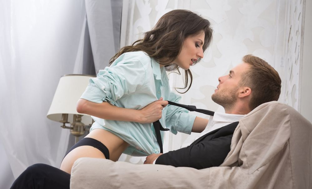 Секс сидя
