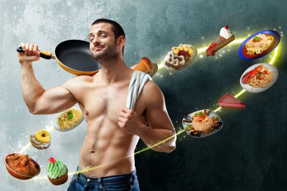 Мужское питание