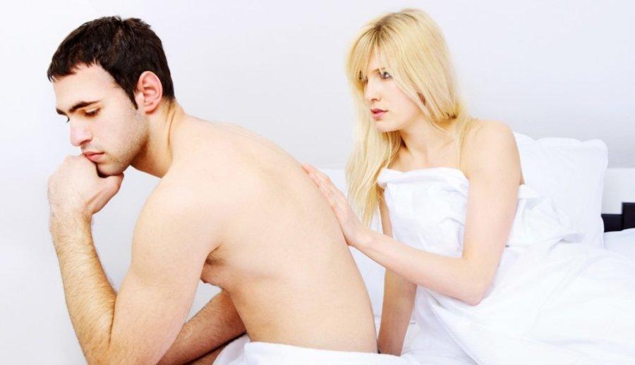 Почему мужчина быстро кончает: причины и лечение