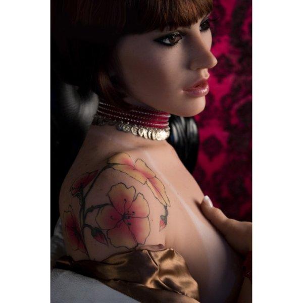 Реалистичная секс-кукла Celeste