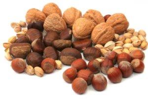 Орехи для повышения потенции