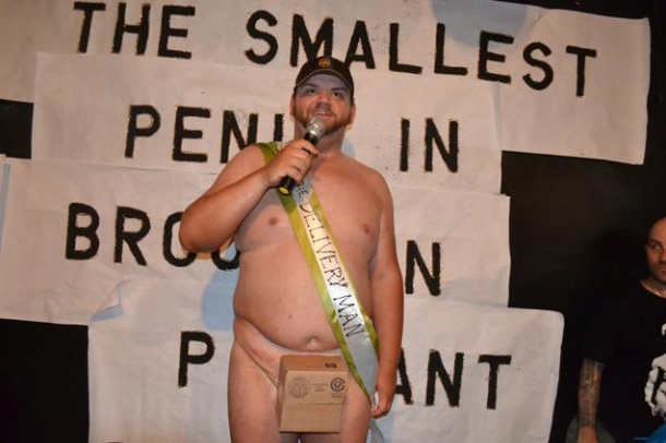 Конкурс на самый маленький член. Кто получил титул «Мистер мира»?