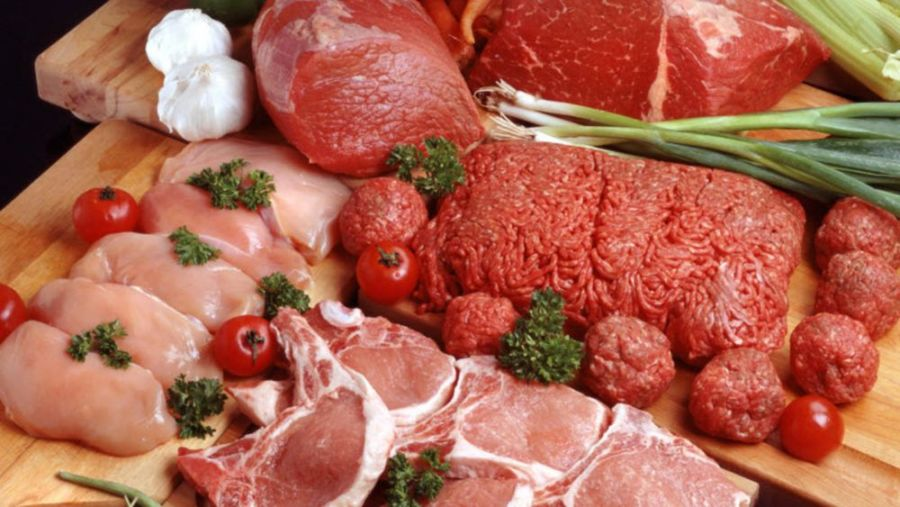 Красное и белое мясо