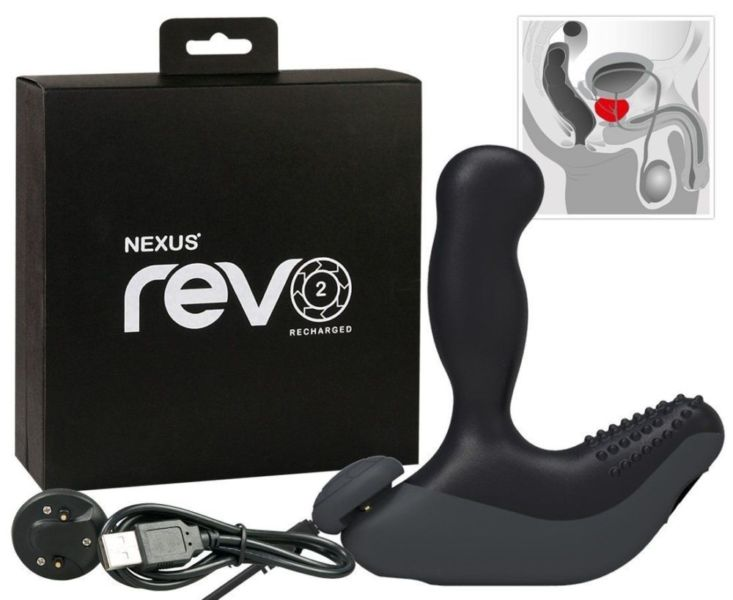 Nexus Revo 2 с коробкой