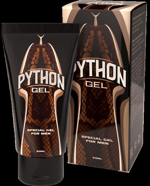 Python Gel