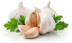 О влиянии чеснока и петрушки на мужскую потенцию