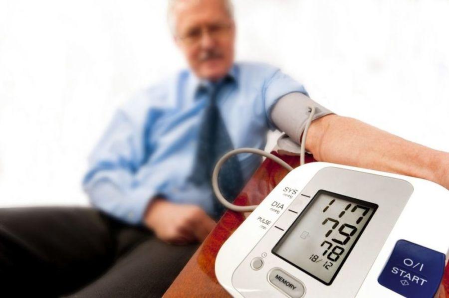 Замер артериального давления