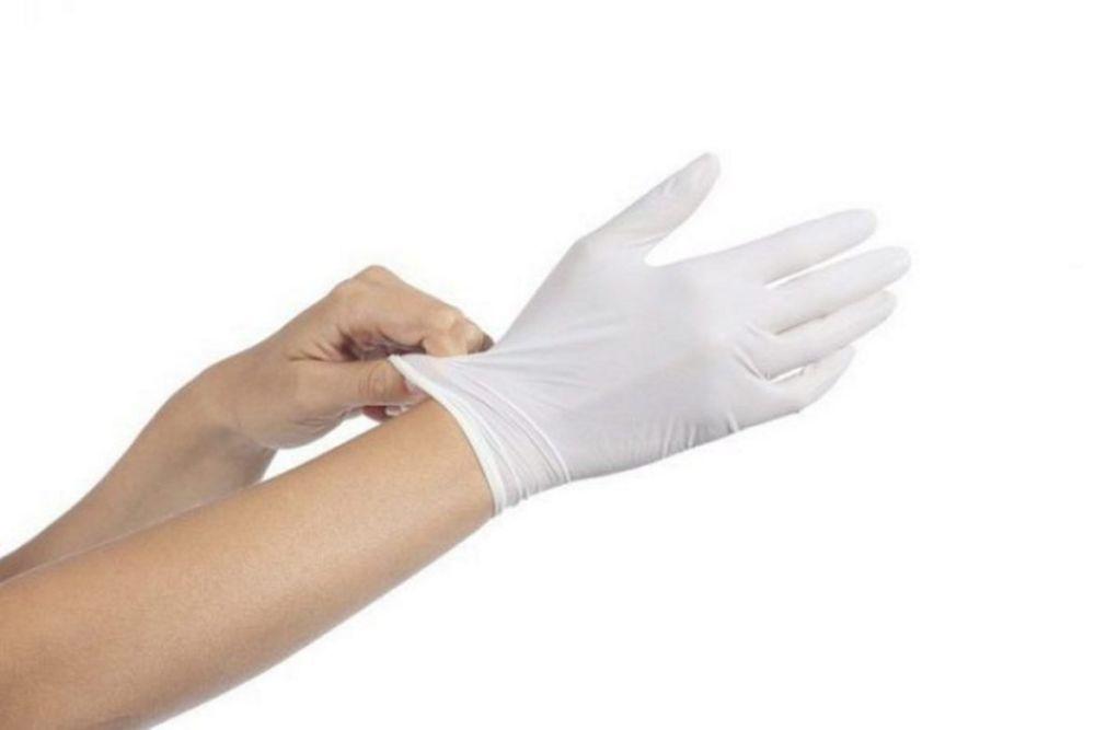 Медицинская перчатка